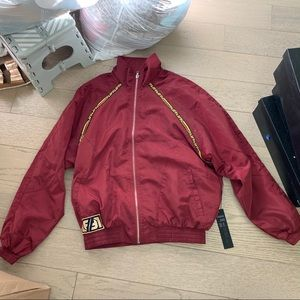 LF oversized 90s style jacket windbreaker xs